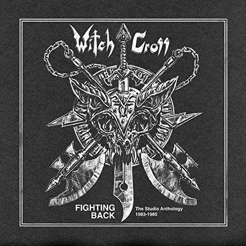 WITCH CROSS - FIGHTING BACK -.. -DIGI- CD