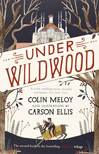 MELOY,COLIN - UNDER WILDWOOD (2) BOOK