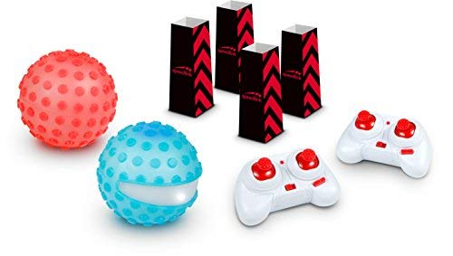 SPEEDLINK - Speedlink Racing Spheres Competition Set, Red/Blue (Sl-920014-Rdbe)