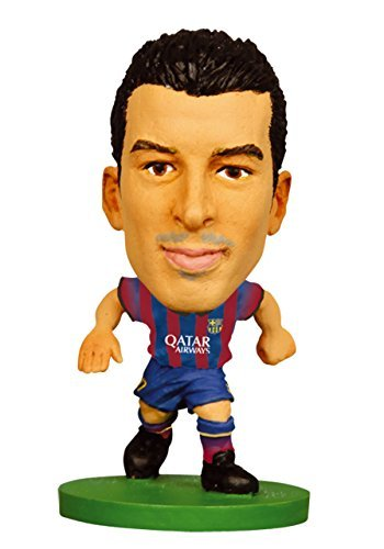 Figures - Soccerstarz - Barcelona Pedro Rodr�guez - Home Kit (2015 version) /Figures
