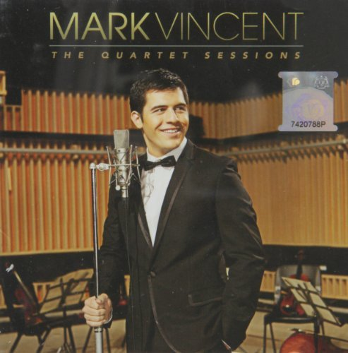 VINCENT,MARK - QUARTET SESSIONS (ASIA) CD
