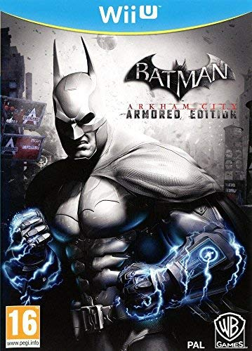 Wii-U - Batman: Arkham City - Armored Edition (English/French Box) /Wii-U GAME