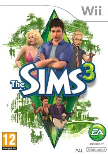 Wii - Sims 3 /Wii GAME