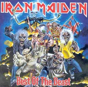 - Iron Maiden-Best Of The Beast CASS