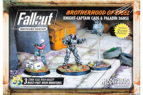 Indies Merchandise - FALLOUT WW BO STEEL CADE GAME
