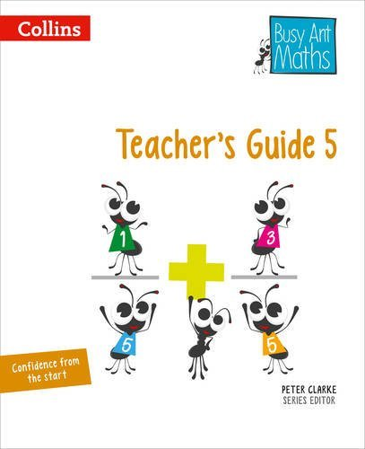 Peter Clarke - Year 5 Teacher Guide Euro pack (Loose-leaf)