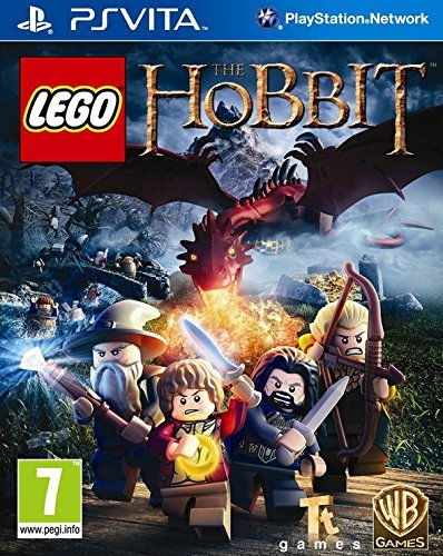 PSV - LEGO THE HOBBIT PS VITA EN EU PEGI GAME