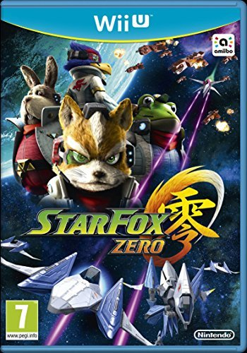 Wii-U - Star Fox Zero /Wii-U GAME