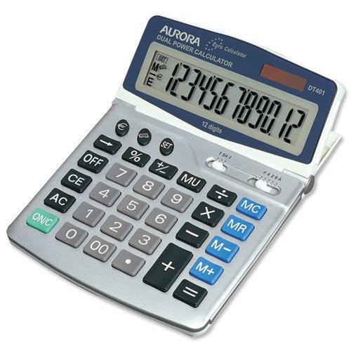 - Aurora Deskop Calculator DT401