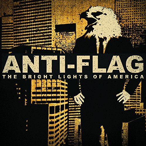 Anti-Flag - Bright Lights Of America (2LP) VINYL