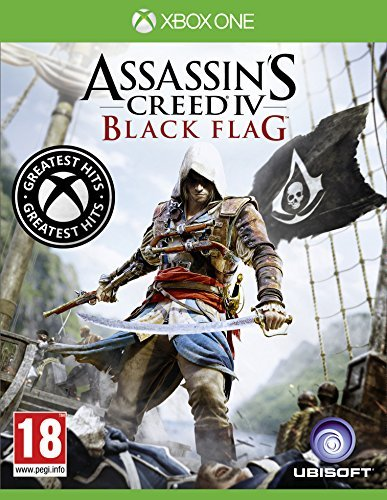 - Assassin`s Creed IV 4 Black Flag Xbox One Game (Greatest Hits) GAME