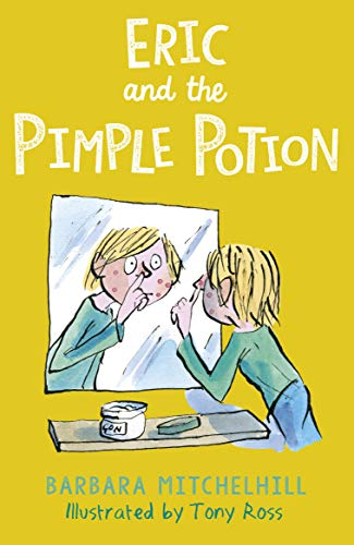 MITCHELHILL,BAR - ERIC AND THE PIMPLE POTION BOOK