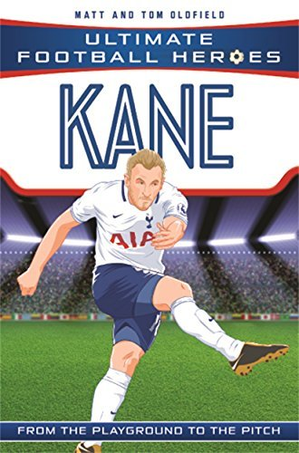 OLDFIELD,MATT - KANE BOOK