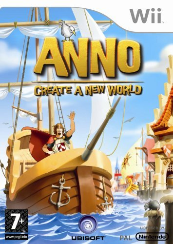 Wii - Anno: Create a New World (AKA Anno: Dawn of Discovery) /Wii GAME