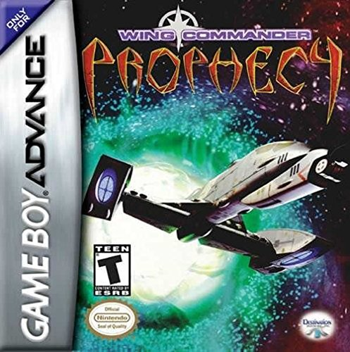 GBA - Wing Commander Prophecy (#) /GBA GAME