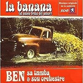 - Ben Sa Tumba & Son Orchestre-La Banana-Single CD