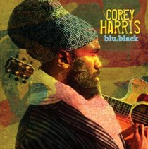 Corey Harris - Blu.black CD