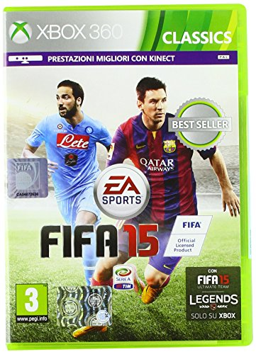 Videogame - Fifa 15 GAME