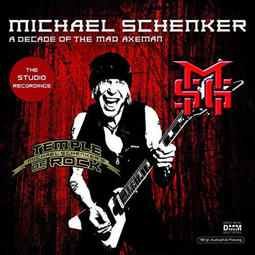 Schenker Michael - A Decade Of The Mad Axeman Sr VINYL