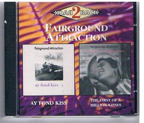 - Fairground Attraction-Fairground Attraction CD
