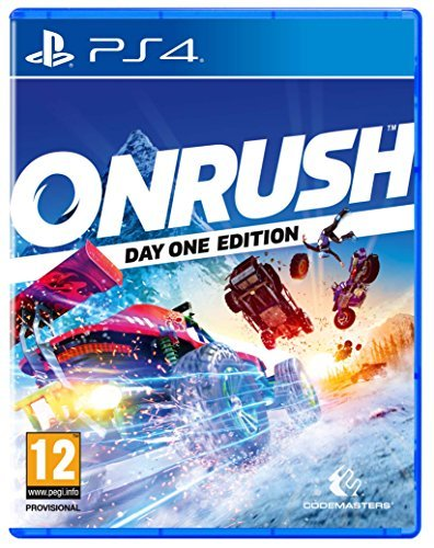Ps4 - Onrush (Ps4) GAME
