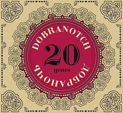 - Dobranotch-Twenty Years CD