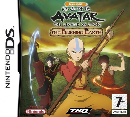 NDS - Avatar: The Burning Earth /NDS GAME