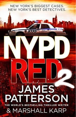 PATTERSON,JAMES - NYPD RED 2 BOOK