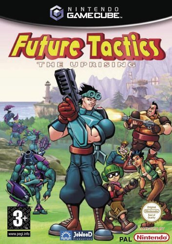 - Future Tactics - The Uprising - GAME