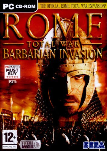PC Games - Rome Total War Barbarian Inv Exp Pc GAME