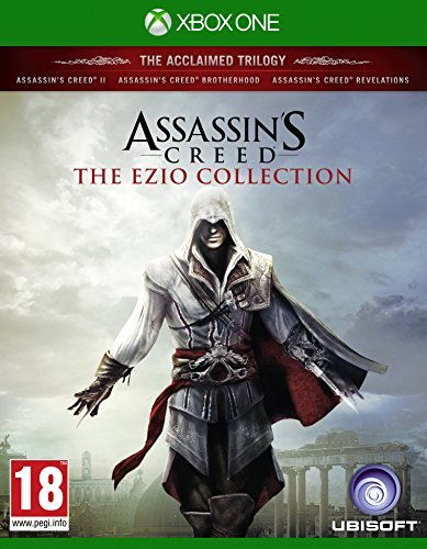 UBI SOFT - ASSASSINS CREED : THE EZIO COLLECTION GAME