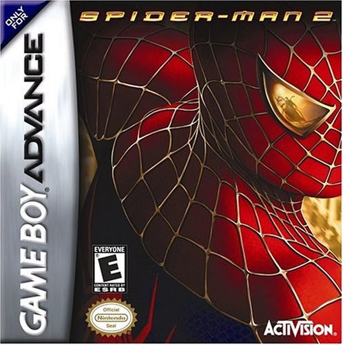 GBA - Spider-Man 2 The Movie (#) /GBA GAME
