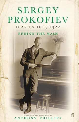 PROKOF/PHILLIPS - PROKOFIEV DIARIES 2:BEHIND MASK BOOKH