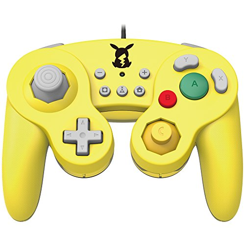 Nintendo Switch - SUPER SMASH BROS GAMEPAD PIKA