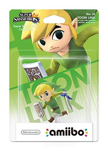 Peripherals (not machine speci - AMIIBO SMASH TOON LINK GAME