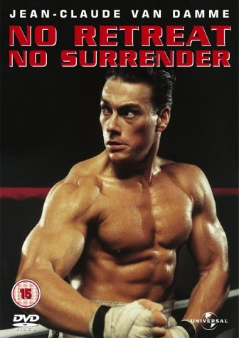 No Retreat, No Surrender - Kurt McKinney, Jean-Claude Van Damme DVD