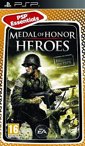 Medal Of Honor Heroes - Videogame DVD