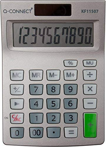 - Q-Connect 10 Digit Calculator