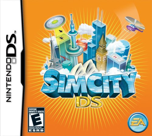 NDS - Sim City (#) /NDS GAME