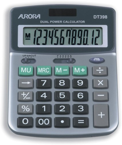 Aurora - Aurora Deskop Calculator DT398