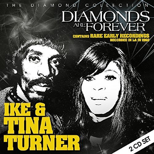 TURNER, IKE & TINA - DIAMONDS ARE FOREVER CD
