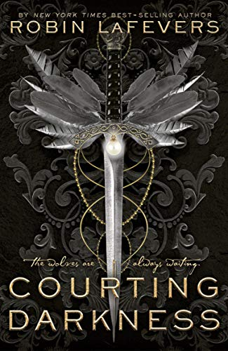 Robin Lafevers - Courting Darkness BOOK