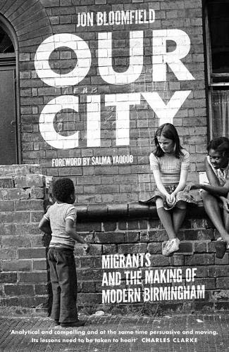 Jon Bloomfield - Our City BOOKH
