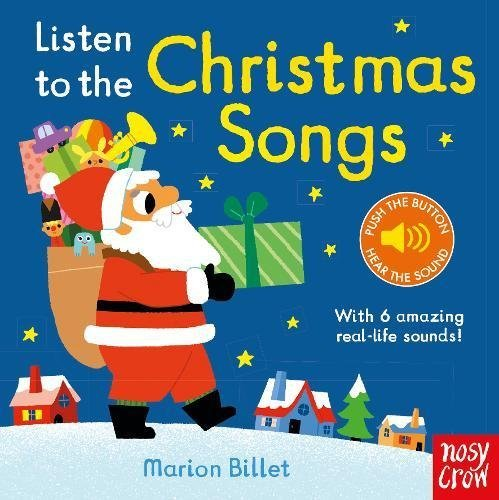 BILLET,MARION - LISTEN TO THE CHRISTMAS SONGS BOOK