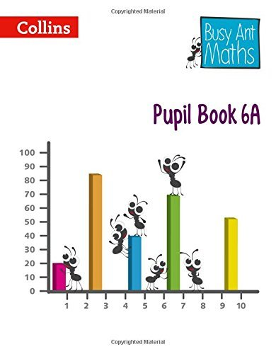 Peter Clarke - Pupil Book 6A (Paperback )