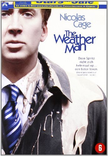 the Weather Man - Dutch Import -  DVD