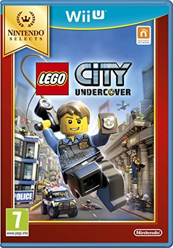 Wii-U - Lego City Undercover (Solus) (Selects) /Wii-U GAME