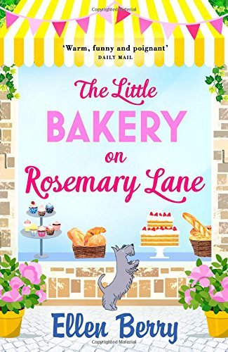 Ellen Berry - The Little Bakery on Rosemary Lane (Paperback )