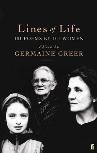 GREER G - LINES OF LIFE BOOK