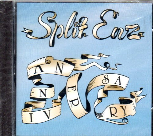 - Split Enz-Anniversary CD